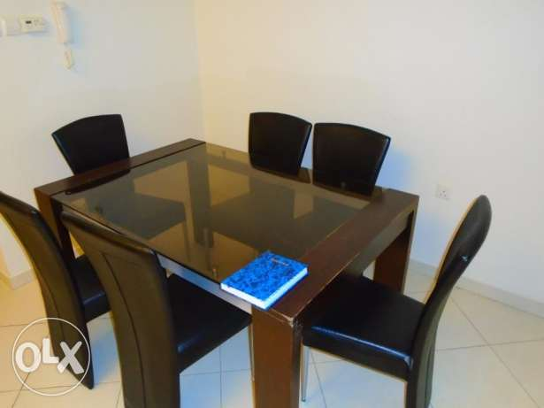Beautiful 2 bedroom flat in Adliya fully furnished
