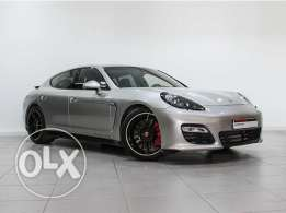 Porsche Approved Panamera GTS (2013)