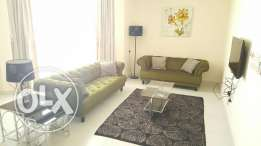 New hidd, 2 BHK apartment balcony, sea view, fully furnished