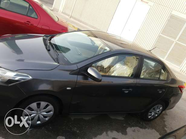 Yaris 1.3L 2014 model.1 year service package. 54000 km. Monthly 62BD