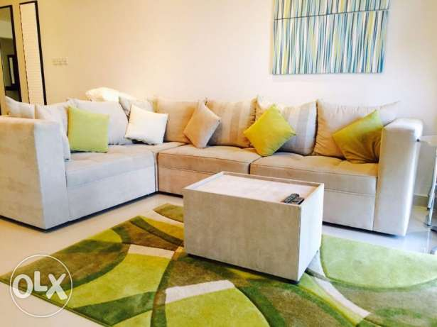 Sea View Apartment for rent in Amwaj Islands