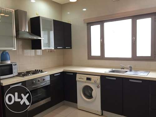 2 bedroom spacious apmt fully furnished in Mahooz BD. 370/- (INC)