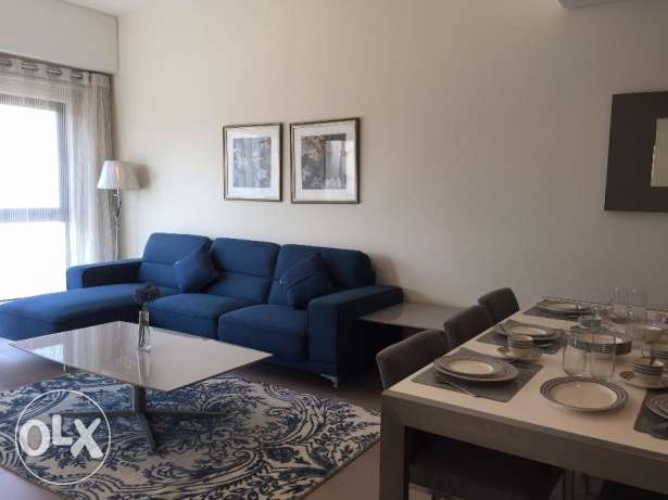 Styled up Two Bedrooms Fully Furnished Apartment in Umm Alhassam
