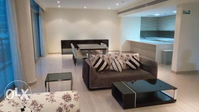 Luxury 3 BR Duplex Fully Furnished Apartment in Amwaj Island