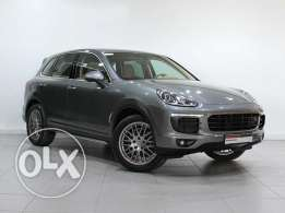 "Porsche Cayenne 2016MY ""Approved"""