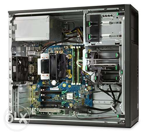 HP Z440 HighEnd Workstation for 3D/Rendering-Xeon V3 CPU