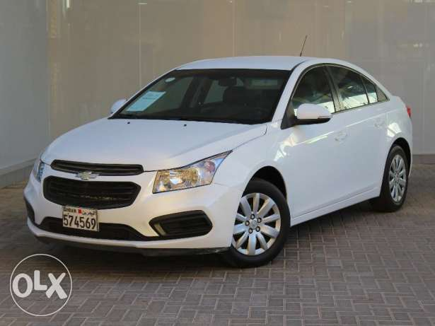 Chevrolet Cruze LS 2016 White For Sale