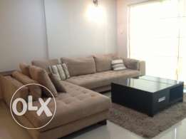 Charming 1Bedroom apartment modern furniture fully furnished