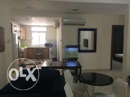 Luxurious 2 bedrooms fully furnished Aprtment in Adliya BD 450/-(inc)