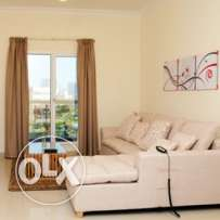 furnished 1 bedroom apartments in ADLIYA