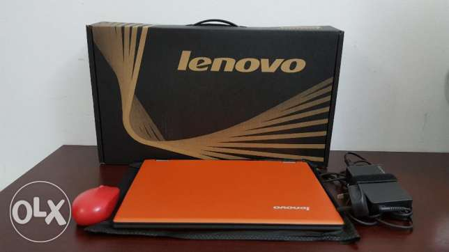 LENOVA YOGA 2 TOUCH LAPTOP with Warranty and Laptop bag