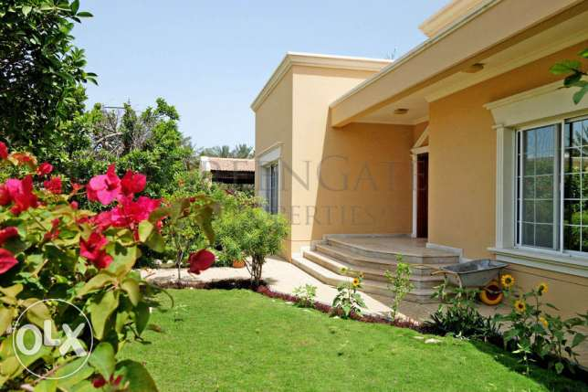 A Beautiful Three Bedroom Compound Villa