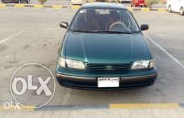 Toyota Tercel 1999 Model Single Owner