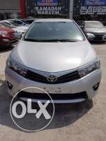 Toyota Corolla 2015 Full Option
