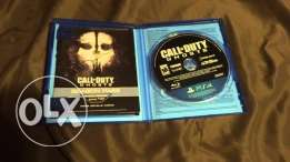 Call of Duty Ghosts Ps4 for Sale!!