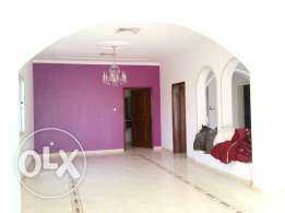 Semi furnished villa for rent at zinj