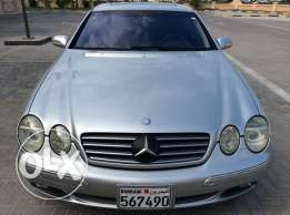 For Sale 2002 Mercedes Benz CL500 Japan Specification