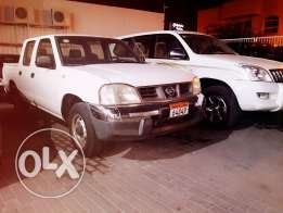 NISSAN PICK UP 2010 MODEL. clean car and good condition
