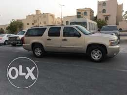Suberban model 2008 Bahrain agency free agency in good condition