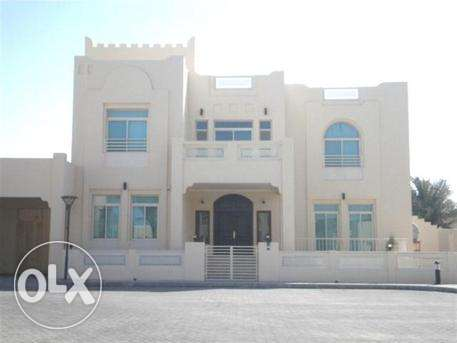 semi furnished compound villa close to KSA1700