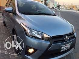 Toyota Yaris full option hatchback 2015 1.5S