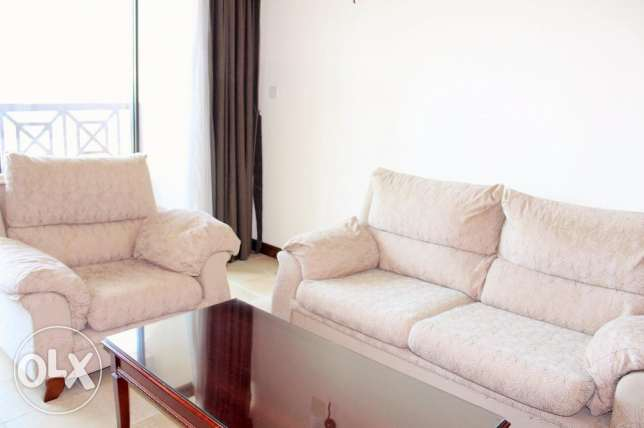 2 Bedroom beautiful f/furnished flat in Sanabis