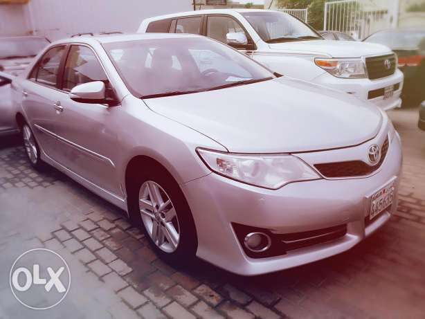 Toyota Camry GLX Model 2013 For Sale Now