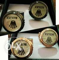 Rolex Cufflinks high quality