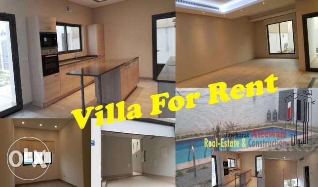 Luxury villa for rent in sanad