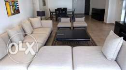 2 bedroom fully furnished flat for rent at Sanabis