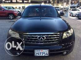 For Sale 2008 Infiniti FX35 Bahrain Agency
