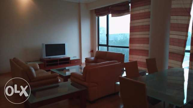 2 BR Fully Furnished Apartment in Juffair