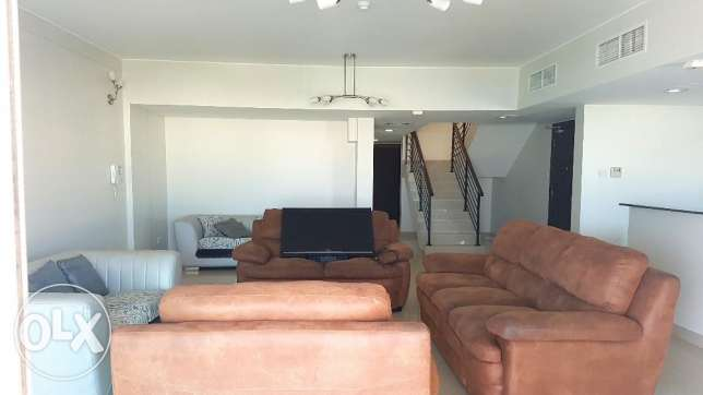 Nice Fully Furnished Penthouse For Rent At Tala Amwaaj (Ref No:163AJ)