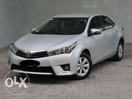 Toyota Corolla 2.0L XLI 2016 Silver For Sale (5 Months Old )