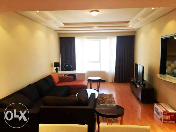 Ready to move In 3 Bedroom Furnished for rent in Abraj Al Lulu