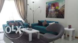 Luxury 2 Bedrooms fully furnished in brand new building in Amwaj