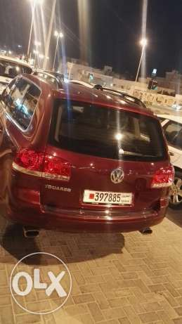 Touareg 2007 in good condition