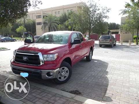 2013 Toyota Tundra Double Cab Pickup truck