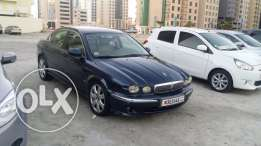 jaguar x Type model 2006