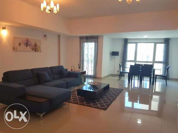 Lifestyle Fully Furnished Flat In Amwaj Isl (Ref No:25AJP)