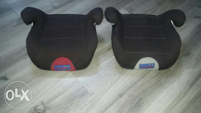 Car booster seats for children