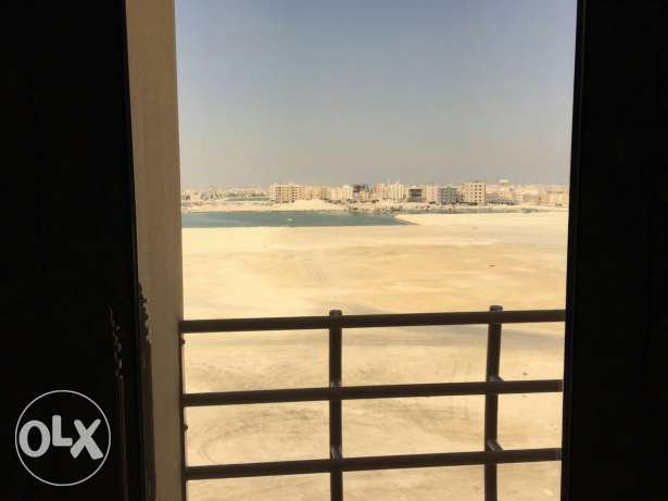 New hidd, 2 BHK apartment balcony, sea view, Maidroom, fully furnished