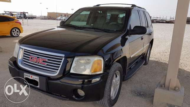 GMC ENVOY model 2008 in a very good condition