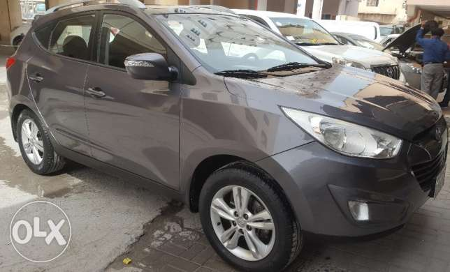 Hyundai Tucson 2013 (grey) For Sale