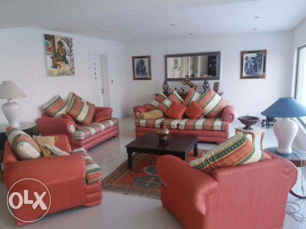 Excellent semi furnished Villa in Amwaj islands جزر امواج  -  1