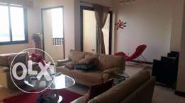 Fabulous huge 1bedroom apartment modern furniture facing Sea & beach