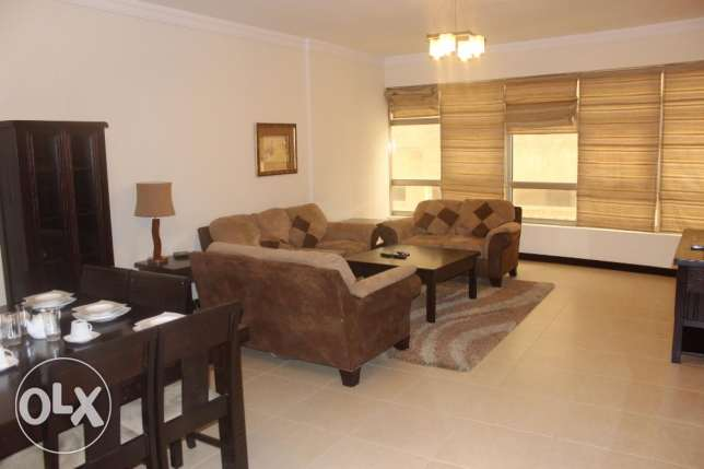 Beautiful spacious 2 BR flat in Juffer