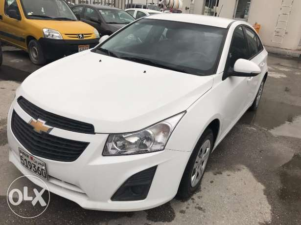 Chevrolet Cruze 1.8, 2015 YM, excellent condition for immediate sale