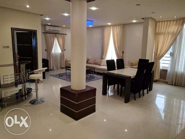 Hidd - Modern 3 bedroom fully furnished flat for rent - all inclusive