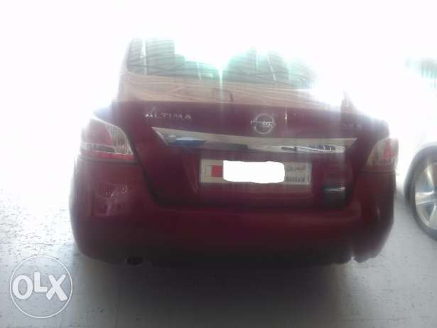 Nissan Altima 2014 for urgent sale